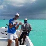 La pêche à Los Roques
