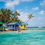 Hôtel Tobacco Caye Paradise